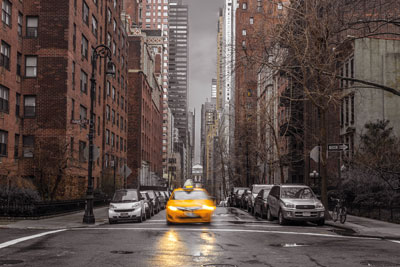 Assaf Frank - New York Taxi