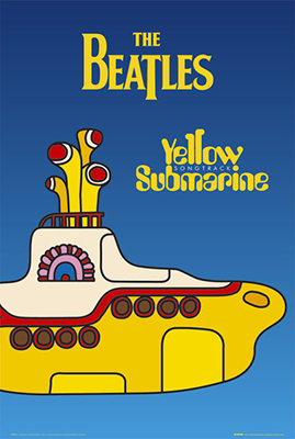 The Beatles Yellow Submarine Cover