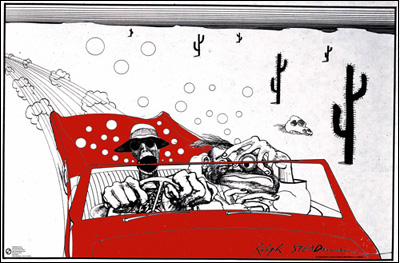 Ralph Steadman - Fear & Loathing