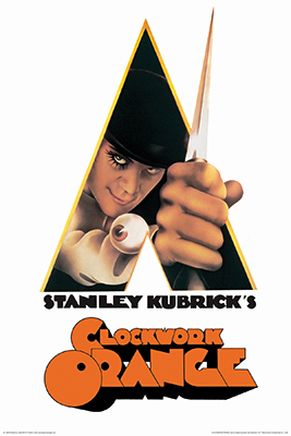 A Clockwork Orange - Knife