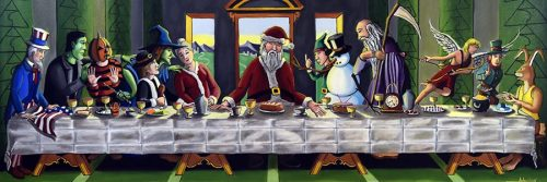 Holiday Last Supper