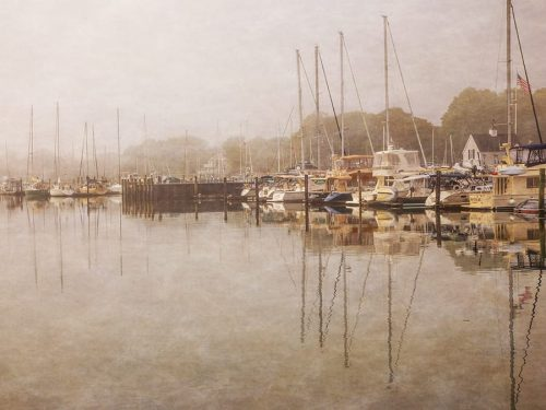 Reflections in the Fog
