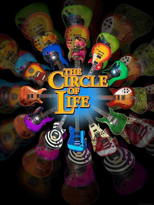 Circle of Life Guitars