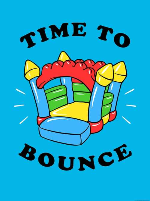 Time To Bounce